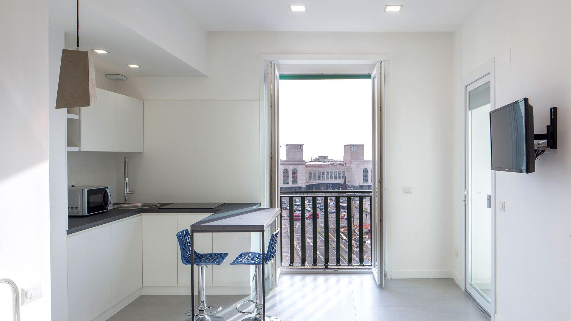 Naples Studio Apartment holyday business Napoli appartamenti